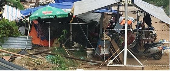 Quận Bình Tân cam kết xử lý dứt điểm hành vi tái chiếm đất, dựng công trình không phép ảnh 1