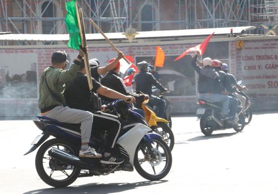 Hơn 4.000 người tham gia diễn tập chống khủng bố ở TPHCM ảnh 4