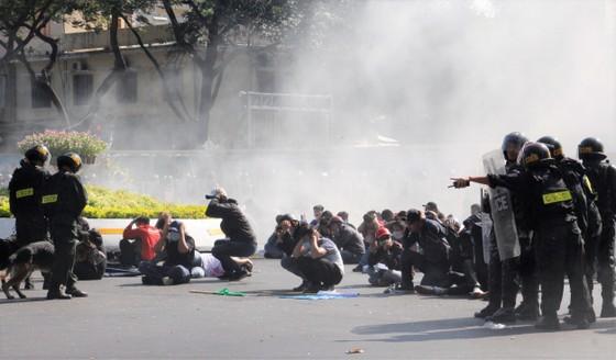 Hơn 4.000 người tham gia diễn tập chống khủng bố ở TPHCM ảnh 11