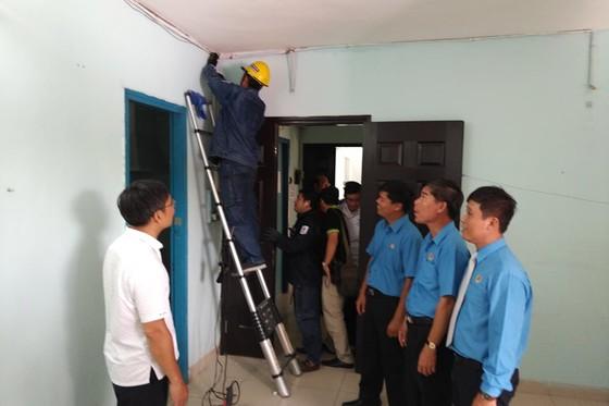 Sửa chữa, thay mới miễn phí hệ thống điện tại cư xá Thanh Đa ảnh 2