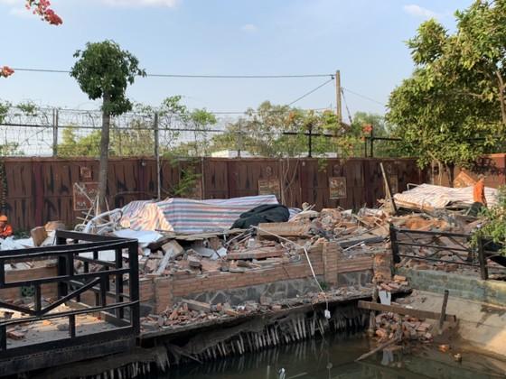 Tiếp tục cưỡng chế Gia Trang quán - Tràm Chim resort từ ngày 1-6 ảnh 5