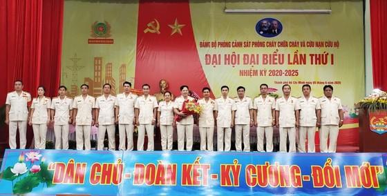 Đảng bộ Phòng PC07 - Công an TPHCM tổ chức Đại hội đại biểu nhiệm kỳ 2020 – 2025  ảnh 3