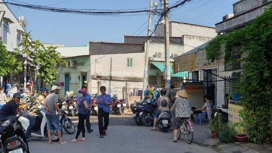 Lãnh đạo TPHCM thăm gia đình nạn nhân tử vong trong vụ cháy ở quận Bình Tân ảnh 3