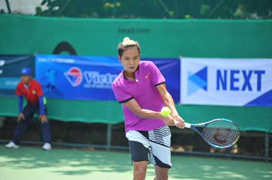 Giải quần vợt vô địch quốc gia 2017: Vắng Hoàng Nam, Becamex Bình Dương vẫn vô địch đồng đội nam ảnh 1