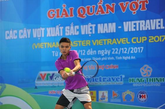 Trịnh Linh Giang có mặt ở trận chung kết đơn nam.