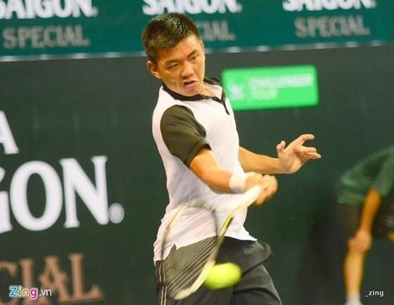 Lý Hoàng Nam nhận được 2 điểm ATP khi vào tứ kết