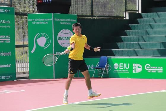 Lý Hoàng Nam chia tay giải Hong Kong với 6 điểm ATP.