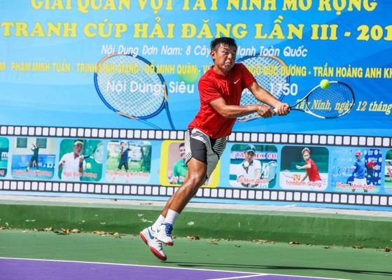 Trịnh Linh Giang quyết đấu với Lý Hoàng Nam trong 2 trận chung kết ảnh 1