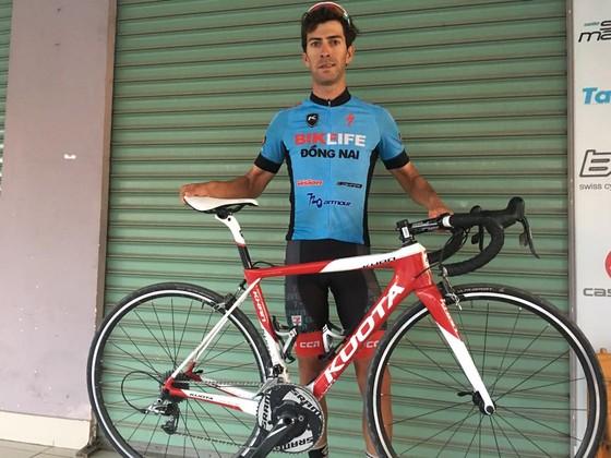 Ngoại binh Edgar N.Nieto - tân binh của Bike Life Đồng Nai.