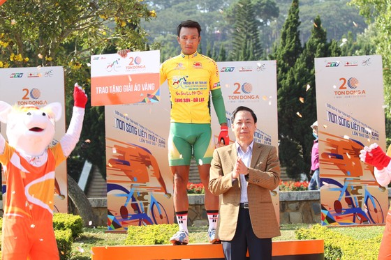 Cúp Truyền hình TPHCM 2018: Nguyễn Thành Tâm qua mặt Lê Nguyệt Minh về số lần thắng chặng ảnh 1