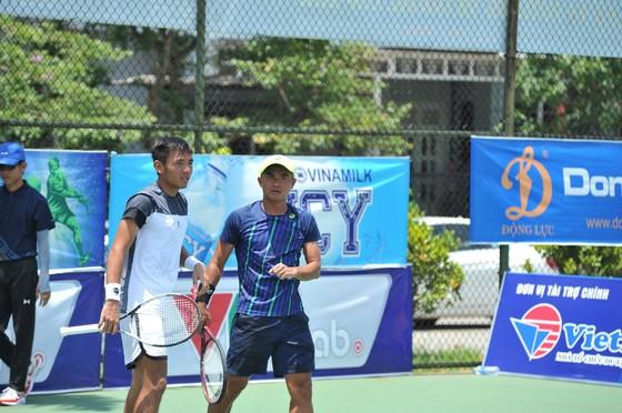 Lý Hoàng Nam thăng hoa ở giải quần vợt F1 Việt Nam ảnh 1
