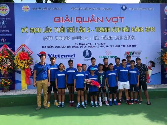 Đội hình CLB Hải Đăng tham dự giải.