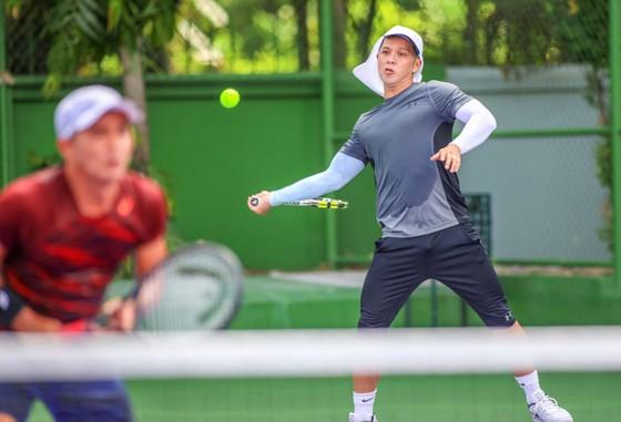 Quang Huy kết hợp với Quốc Khánh được xem là ứng viên vô địch.
