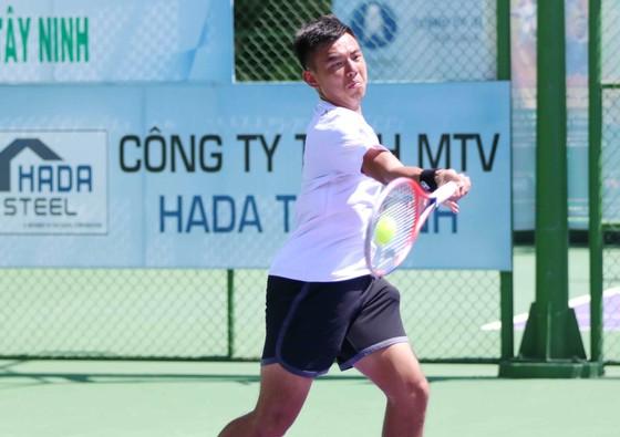 Lý Hoàng Nam lọt vào chung kết đơn lẫn đôi giải quần vợt Men's Futures  ảnh 1