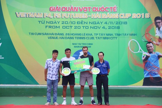 Lý Hoàng Nam gặp lại nhà vô địch người Nga ở trận chung kết giải F5 ảnh 1