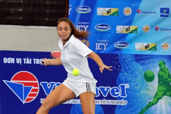Tài năng trẻ 17 tuổi Nguyễn Văn Phương vô địch giải quần vợt các tay vợt xuất sắc ảnh 2