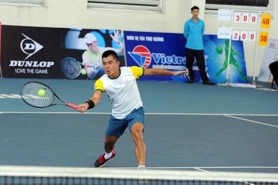 Lý Hoàng Nam xuất quân chuẩn bị cho mục tiêu tốp 300 quần vợt thế giới ảnh 1