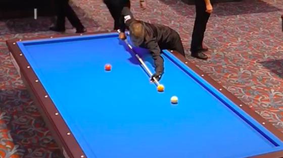 World Cup Billiards 3 băng: Trần Quyết Chiến bản lĩnh tiến vào vòng 1/8