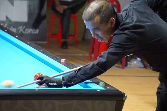 Vua Billiards 3 băng Việt Nam Trần Quyết Chiến thử thách nội dung 1 băng ở giải quốc gia ảnh 1