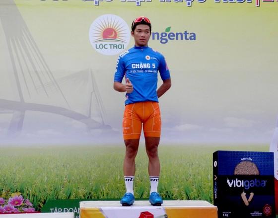 Giải xe đạp Về Nông Thôn: Chiến thắng kép cho tay đua Trần Tuấn Kiệt ảnh 3