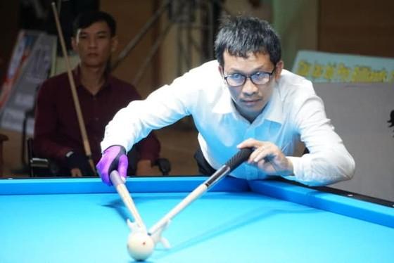 Ngô Đình Nại vô địch và phá kỷ lục nội dung 1 băng Giải Billiards toàn quốc ảnh 2