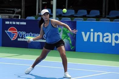 Hưng Thịnh TPHCM thâu tóm cả 2 ngôi vô địch đôi giải quần vợt VTF Masters  ảnh 1