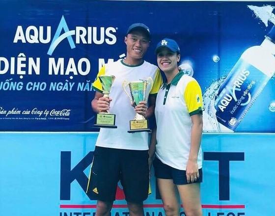 TPHCM thắng tuyệt đối tại giải quần vợt VTF Masters 500 ảnh 1