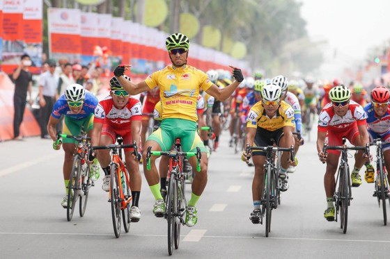 Giờ đây chúng ta sẽ không còn chứng kiến Nguyễn Thành Tâm ăn mừng chiến thắng.