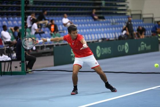 Lý Hoàng Nam, Trịnh Linh Giang giúp đội tuyển quần vợt Việt Nam thăng hạng Davis Cup ảnh 2