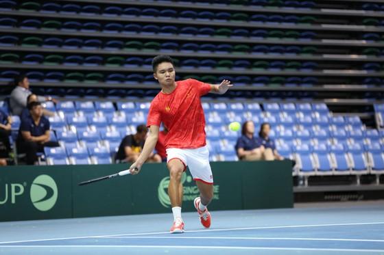 Việt Nam vô địch nhóm 3 giải quần vợt Davis Cup khu vực châu Á – Thái Bình Dương ảnh 1