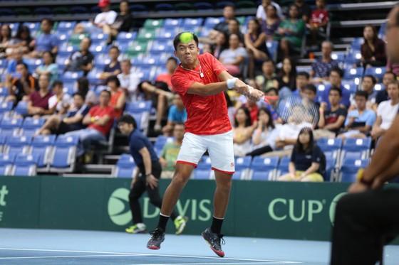 Việt Nam vô địch nhóm 3 giải quần vợt Davis Cup khu vực châu Á – Thái Bình Dương ảnh 2