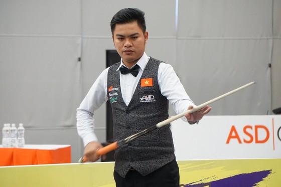 ĐKVĐ Trần Quyết Chiến thua ngay trận đầu giải Billiards Carom 3 băng quốc tế Bình Dương ảnh 3