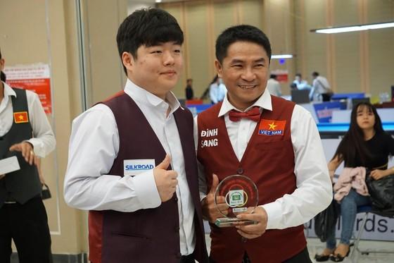 ĐKVĐ Trần Quyết Chiến thua ngay trận đầu giải Billiards Carom 3 băng quốc tế Bình Dương ảnh 1