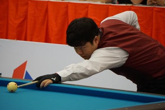 Thần đồng Billiards Hàn Quốc Cho Myung Woo vô địch giải Bình Dương ảnh 1