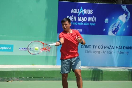 Tay vợt Lý Hoàng Nam chia tay giải ATP 110.