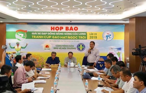 Tay đua Mai Nguyễn Hưng góp mặt ở giải đua xe đạp Đồng bằng Sông Cửu Long ảnh 1