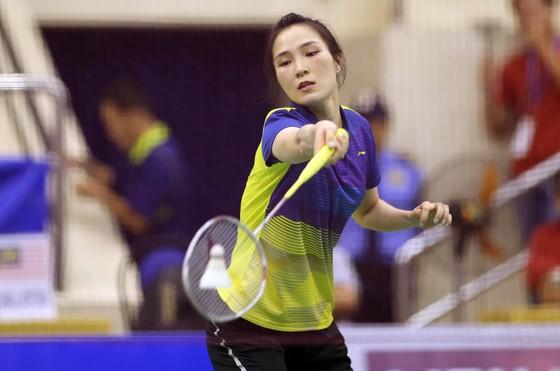 Tiến Minh thua ngược tượng đài cầu lông Trung Quốc Lin Dan ở giải vô địch thế giới ảnh 2