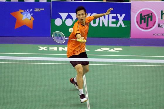 Tiến Minh thua ngược tượng đài cầu lông Trung Quốc Lin Dan ở giải vô địch thế giới ảnh 1