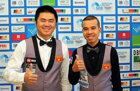 Trần Quyết Chiến vào vòng chung kết giải Billiards Istanbul có tiền thưởng khủng 5,6 tỷ đồng ảnh 1