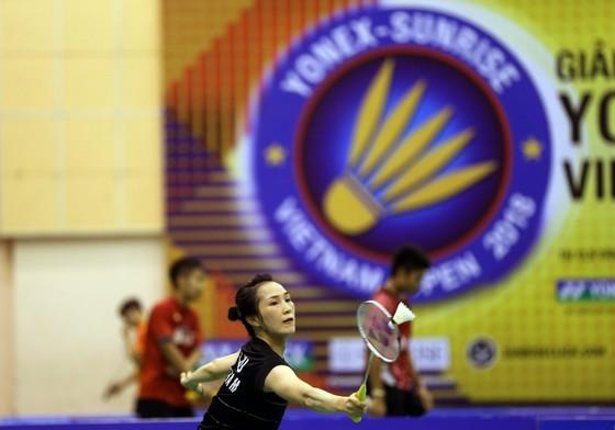 Vũ Thị Trang không thể vào tứ kết giải cầu lông vô địch thế giới ảnh 1
