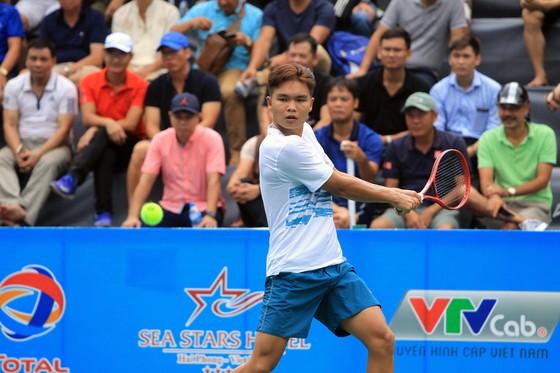 Giải quần vợt VTF Masters 500 Hải Phòng: Lý Hoàng Nam có chiến thắng đầu tiên trong màu áo mới ảnh 2
