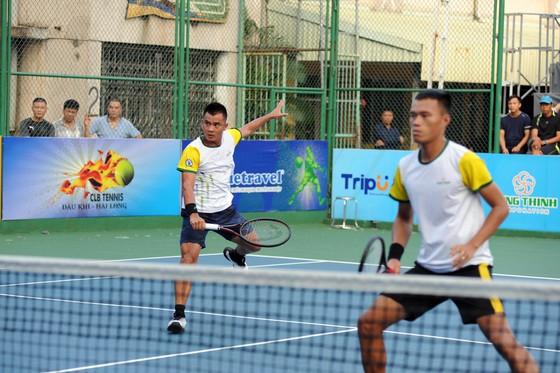 Đôi Lê Quốc Khánh và Phạm MInh Tuấn sẽ khó khăn bảo vệ ngôi vô địch.