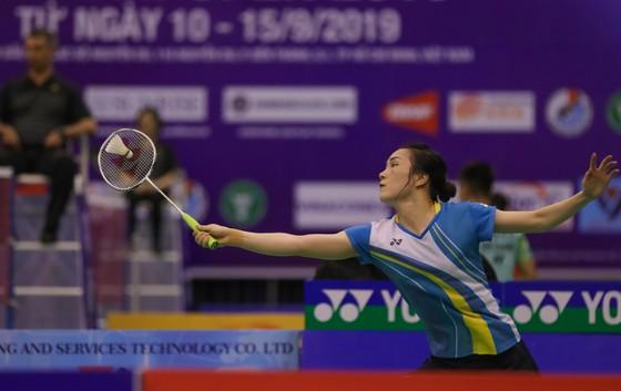 Giải cầu lông Việt Nam Open: Chỉ còn Tiến Minh lọt vào tứ kết ảnh 2