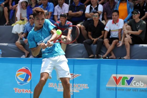Giải quần vợt VTF Lạch Tray: Lý Hoàng Nam có chức vô địch đầu tiên cho quê nhà Tây Ninh ảnh 2