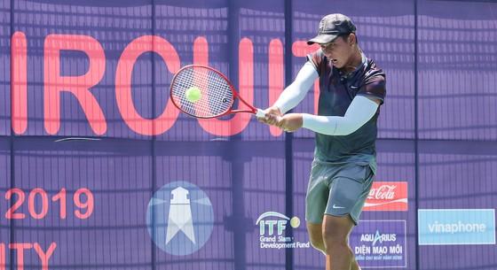 Các tay vợt trẻ Việt Nam có cơ hội cọ xát tại giải quần vợt nhà nghề ITF World Tennis Tour ảnh 1