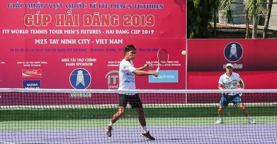 Lê Quốc Khánh lỡ hẹn với Lý Hoàng Nam ở giải quần vợt ITF World Tour ảnh 2