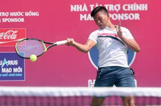 Lê Quốc Khánh lỡ hẹn với Lý Hoàng Nam ở giải quần vợt ITF World Tour ảnh 1
