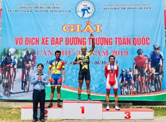 Tay đua Nguyễn Thị Thật trở về gom vàng giải xe đạp vô địch quốc gia 2019 ảnh 1