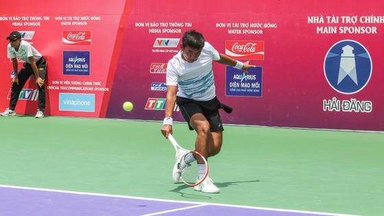 Lý Hoàng Nam khởi đầu thuận lợi tại giải quần vợt ITF World Tour  ảnh 1