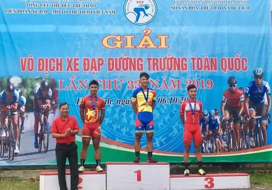 Giải xe đạp VĐQG 2019: Hattrick vàng cho Nguyễn Thị Thật ảnh 1